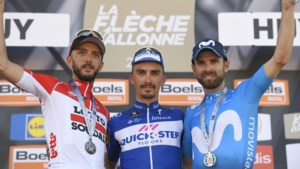 Julian Alaphilippe mikt op nieuwe triomf in Waalse Pijl, net als Alejandro Valverde