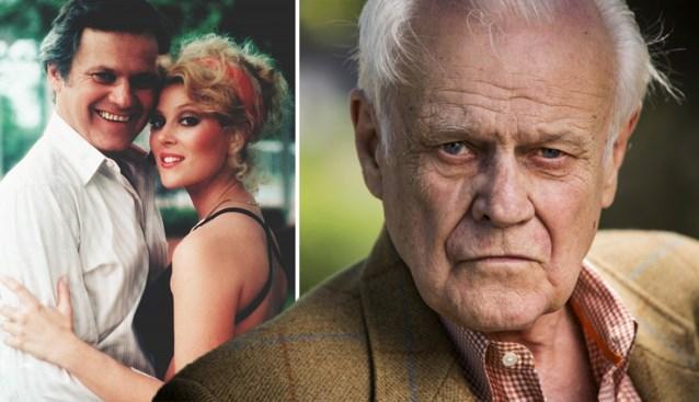 Dallas-acteur Ken Kercheval (83), beter bekend als oliebaron Cliff Barnes, is overleden