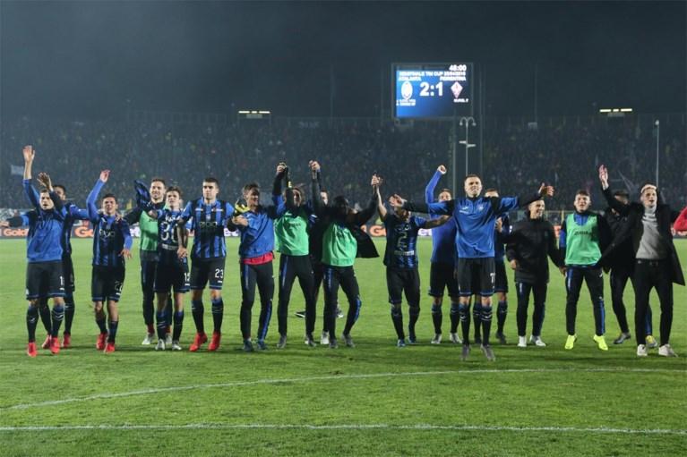 Atalanta van Castagne plaatst zich ten koste van Fiorentina en Mirallas voor Italiaanse bekerfinale