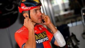 """Gevallen Domenico Pozzovivo verwacht geen problemen voor Giro: """"Ik zal op tijd hersteld zijn van de Waalse Pijl"""""""