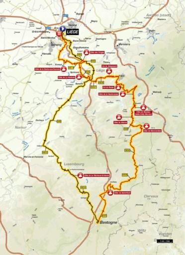 Luik-Bastenaken-Luik 2019: Praktische gids met de 11 hellingen, het uurschema, de nieuwe (ingrijpende) aankomst en de renners