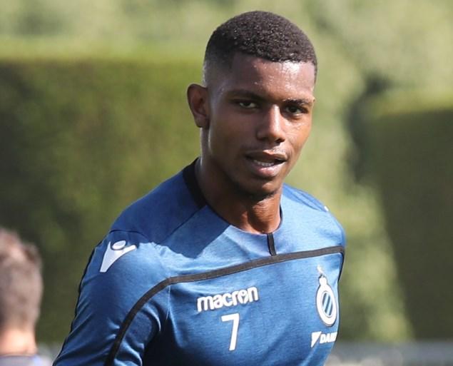 Wesley traint opnieuw niet mee bij Club Brugge