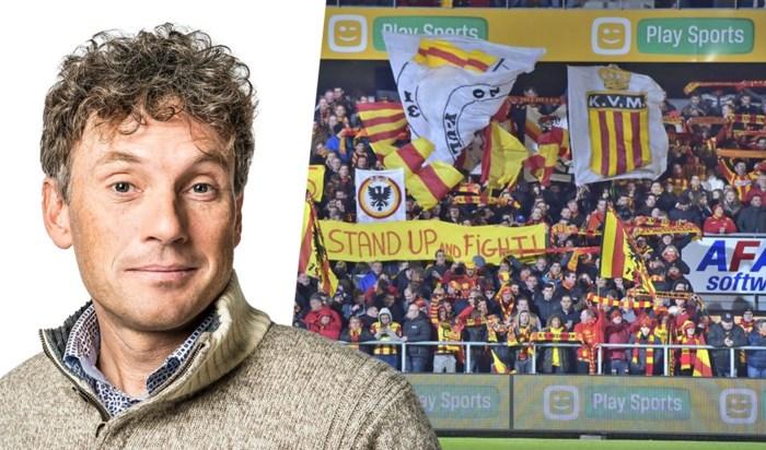 """COLUMN. Peter Vandenbempt: """"Moet een hele club die zware prijs van degradatie betalen?"""""""
