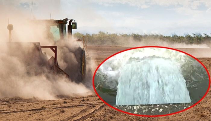 Hoe het kan dat ze in Limburg elk jaar 20 miljard liter water verspillen terwijl Vlaanderen kreunt onder de droogte