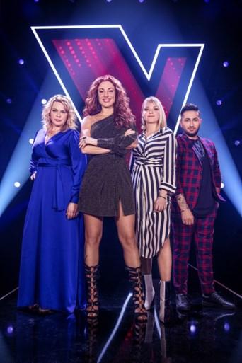 Deze twaalf stoten door naar de liveshows in 'The voice van Vlaanderen'