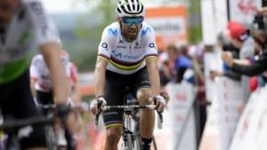 """Alejandro Valverde kampte tijdens Waalse Pijl met bizar probleem: """"Het was angstaanjagend"""""""
