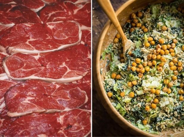 """Voedselgiganten openen strijd om vegetariër: """"Het is een ratrace om geen klanten te verliezen"""""""