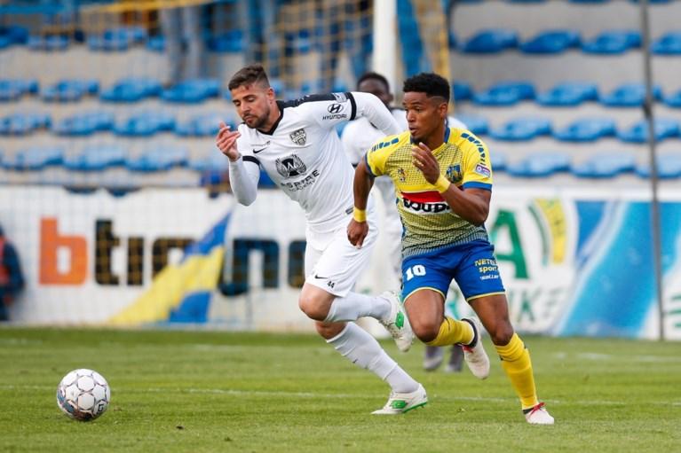 Ambroise Gboho bezorgt Westerlo eerste thuiszege in Play-Off 2 tegen Eupen