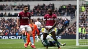 West Ham-speler Antonio maakt verlies van Tottenham nog pijnlijker met viering voor de eeuwigheid