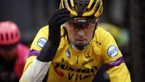 Pech voor Giro-favoriet Roglic: luitenant Gesink loopt zware blessures op in Luik-Bastenaken-Luik