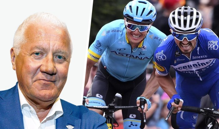 """Patrick Lefevere: """"Ik heb achttien renners die einde contract zijn en voor mij zijn die allemaal even belangrijk"""""""
