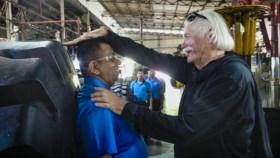 Pierre Pringiers (74): hoe een Belg met lege zakken de held van Sri Lanka werd