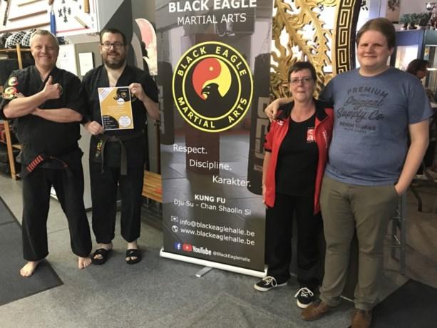 Black Eagle viert 25ste verjaardag met stagedag