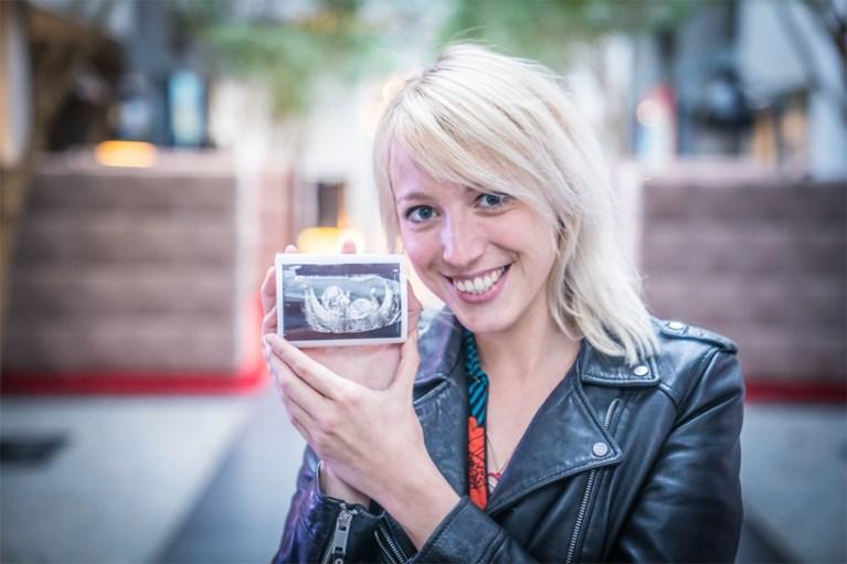 Heidi Van Tielen verwacht eerste kindje én neemt afscheid van Qmusic