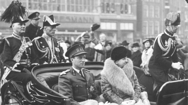 Nederlandse koningin Wilhelmina wou nazi's uitruilen voor Belgische koning Leopold III