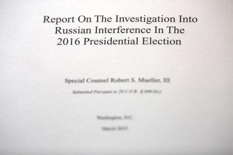 Mueller vond dat samenvatting van zijn rapport door minister Barr belangrijke informatie miste