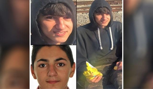 """Grootschalige speuractie naar vermiste Grigor Sukyasyan (16) levert geen resultaten op: """"We gaan er nog altijd van uit dat hij leeft"""""""