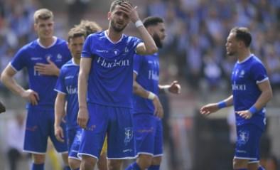 """Voorzitter Ivan De Witte hoopt dat AA Gent via vijfde plaats alsnog naar Europa kan: """"Dit kan je geen gelukt seizoen noemen, nee"""""""