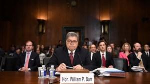 Amerikaanse justitieminister weigert deel te nemen aan parlementaire hoorzitting over rapport Mueller
