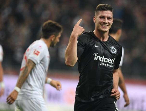 De jongen met een omstreden makelaar die op de achterbank sliep: Frankfurt-revelatie Luka Jovic wil Chelsea uit Europa League-finale houden