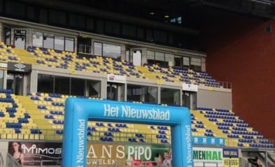 FOTO. Jong STVV ontvangt Limburgs voetbaltalent op Stayen