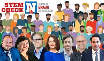 OVERZICHT. Dit zijn de opvallendste voorstellen van de partijen over het thema migratie