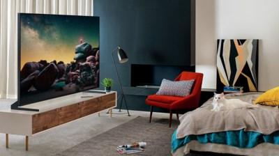 Wie dacht dat het beeld op tv niet scherper kan, kijkt beter nog eens: het superscherm van Samsung