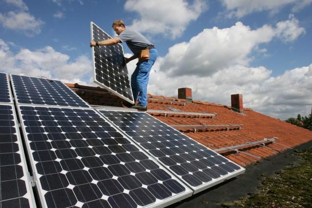Bijna 50.000 zonnepaneleninstallaties in Vlaanderen erbij in 2018