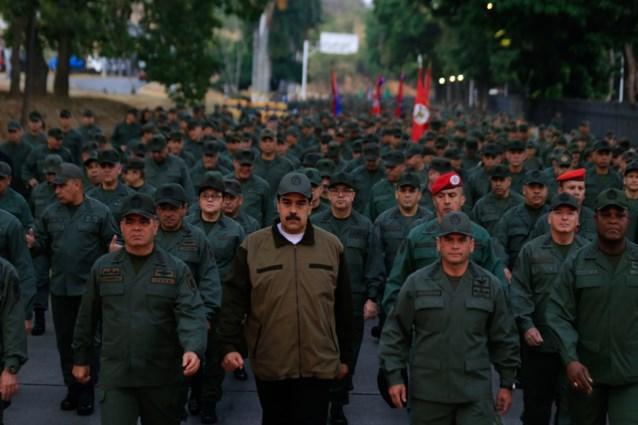 "Venezolaanse oppositie: ""Maduro legt legergeneraals aan leugendetector"""