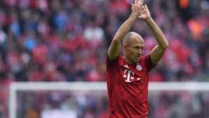 Arjen Robben na 158 dagen terug bij Bayern, Thorgan Hazard kan niet winnen