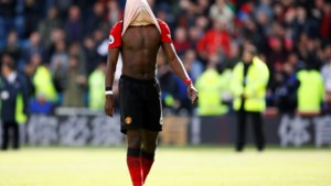 Pijnlijk: Manchester United grijpt naast Champions League na gelijkspel bij rode lantaarn, Isaac Mbenza scoort