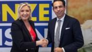 Marine Le Pen roept Franstaligen op om voor Vlaams Belang te stemmen