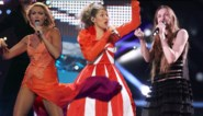 Van de aardappelzak van Barbara Dex tot de Ikea-lampenkap van Sennek: zo vaak kregen we 'zero points' voor kledij op Songfestival