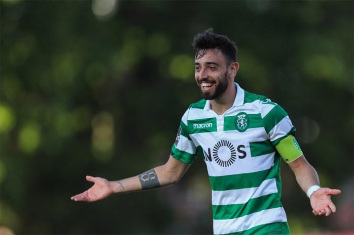 """""""Manchester City slaat slag met transfer van 55 miljoen"""", maar wie is Bruno Fernandes? """"Een combinatie van Rui Costa en Deco"""""""