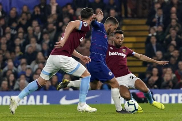 Eden Hazard maakte mooiste goal van de maand april in de Premier League