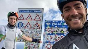 Van werkloos en #nogotour tot onder contract en #gotogiro: Ier en Amerikaan komen elkaar weer tegen in Ronde van Italië