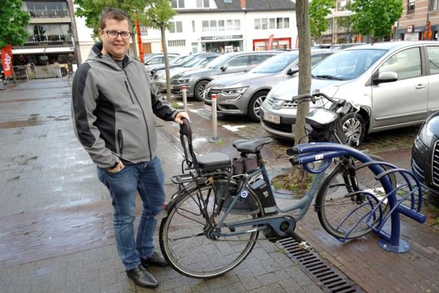 Haacht is 3 elektrische oplaadpunten voor fietsen rijker
