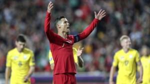 """Portugal kan in Nations League rekenen op sterspeler: """"Ronaldo zal zeker tot de selectie behoren"""""""