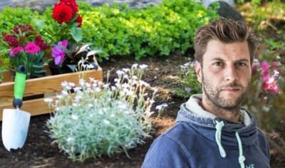 Na de ijsheiligen breekt leuke periode aan voor de tuiniers: Bartel Van Riet leg uit wat je nu allemaal mag doen
