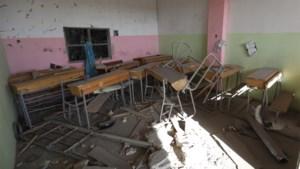 Aanslagen op scholen en ziekenhuizen in Syrische provincie Idlib schenden internationaal recht, stelt EU