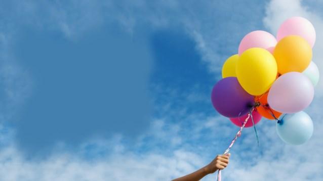 Na Nederland nu ook bij ons? Minister Van den Heuvel wil verbod op oplaten ballonnen