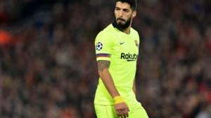 Luis Suárez ondergaat kijkoperatie aan knie en is mogelijk out voor Copa America