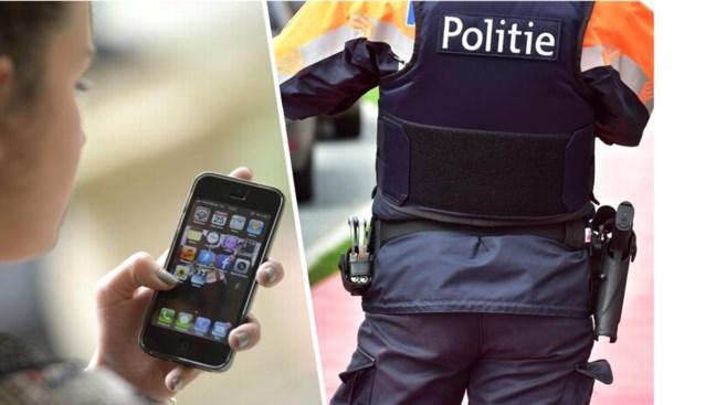Het nieuwe wapen van politie tijdens interventies: de app die in één klik alles over je vertelt