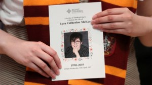 Vier arrestaties na moord op journaliste in Noord-Ierland