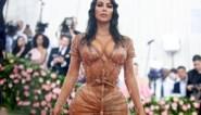 Wat was er aan de hand met de taille van Kim Kardashian op het Met Gala?