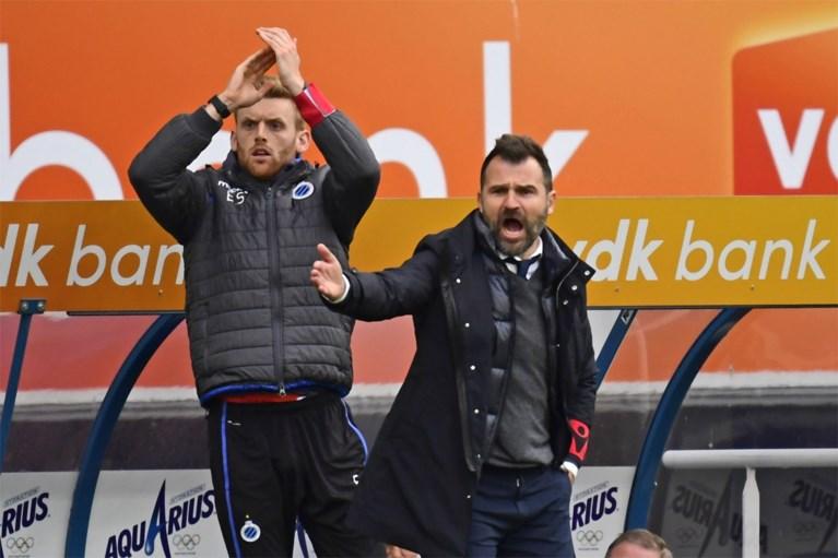 """Ivan Leko voor kraker tegen Genk: """"Philippe Clement zou een goeie trainer van Club Brugge zijn"""""""