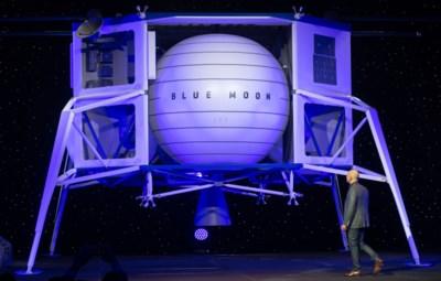 Het ruimteproject van de volgende tech-miljardair: terug naar de maan in 2024, om er te blijven