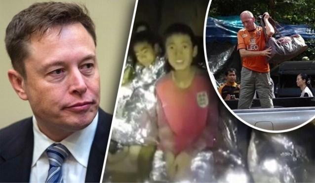 Elon Musk voor de rechter omdat hij redder van Thaise voetballertjes pedofiel noemde