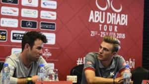 """Marcel Kittel reageert op mooie woorden van concurrent Mark Cavendish: """"Respect en fair play zijn de essentie van de sport"""""""