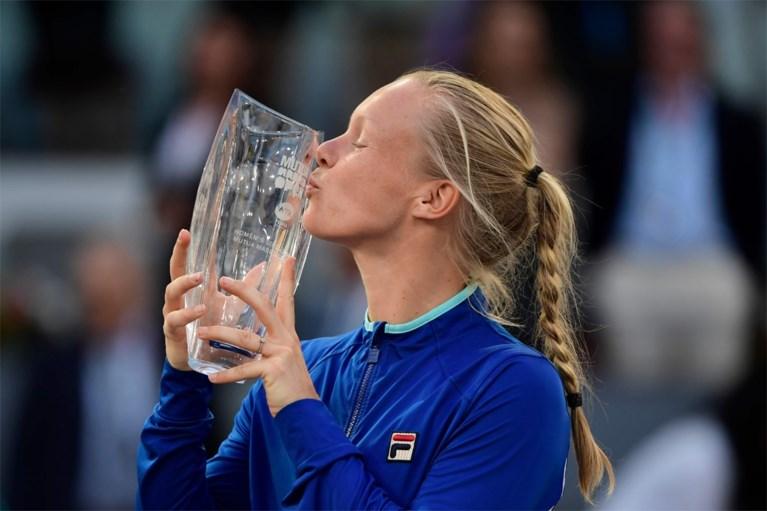 Djokovic ontneemt Thiem derde opeenvolgende finale en staat in eindstrijd van ATP Madrid